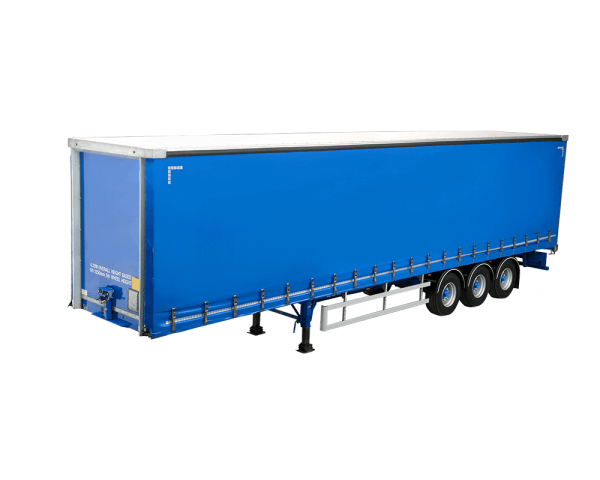 Trailers Curtainside
