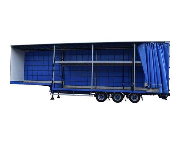 Trailers Double deck Trailer